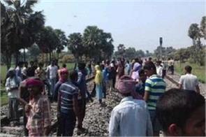 3 kawadis killed due to train gambling in chaibasa