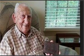 georgia man gets lost wallet back after 77 years