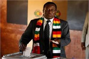 manangagua wins in zimbabwe election opposition charged by rigging