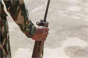 constable suspended in case of missing ak 47 rifle