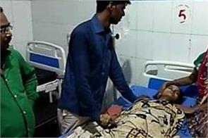 up lohia hospital due to doctors negligence two women death commotion