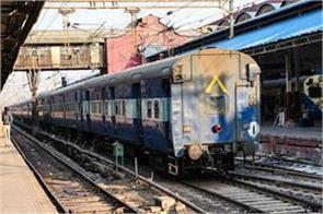three days in kashmir train services restored