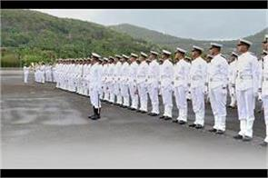 recruitment made in the indian navy