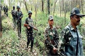 chhattisgarh 14 naxalites killed by security forces in sukma encounter