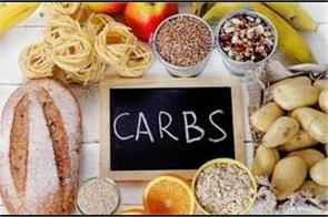 limited amount of carbohydrate decreases the risk of death