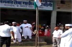 maulana arrested for opposing national anthem in maharajganj s madrasa