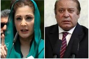 nawaz sharif and his daughter in law will celebrate bakruddin in jail