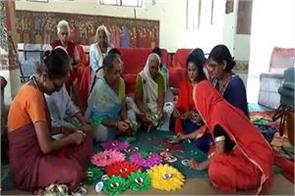 widows of mathura send rakhi to cm yogi adityanath