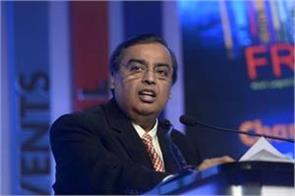 ril become country largest company market cap at rs 8 lakh crore