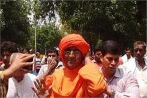 swami agnivesh again manhandled outside bjp office