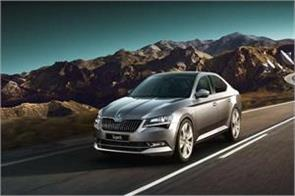 skoda superb s corporate edition launch