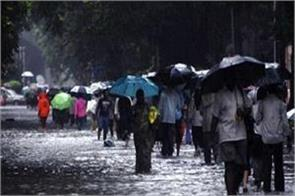 weather department issued heavy rain warning for 3 days