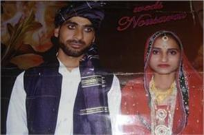 talib hussain s wife demand strict punishment for her husband