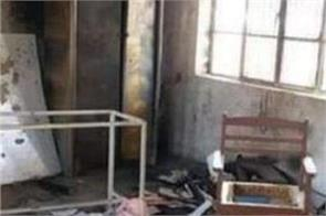 two girls  schools burnt down in pakistan