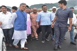 cm did inspections of bridges and road