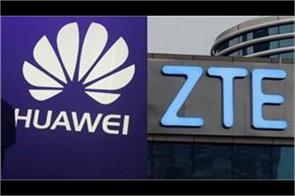 huawei and zte banned from selling 5g equipment to australia