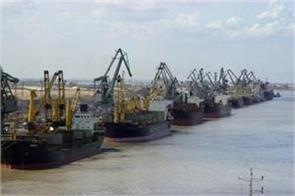 concor agreed to link kandla container terminal to rail network
