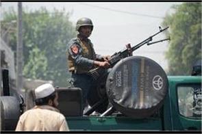 is militants surrender after taliban attacks