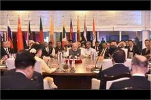 bimstec declaration endorses india s stand makes veiled attack on pakistan