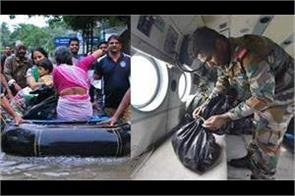 kerala flood indian army sridhar warrior joc