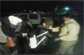 three women arrested in mathura three women arrested in jail