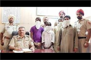 machhiwara police arrested 2 thieves and illegal mining accused