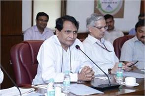 prabhu reviews proposed agri export industrial policies