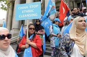 china denies violating minority rights amid detention claims