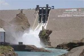 india backed afghan dam to put pakistan under pressure