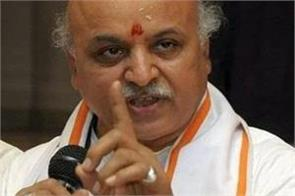 mecca medina was also of his forefathers praveen togadia