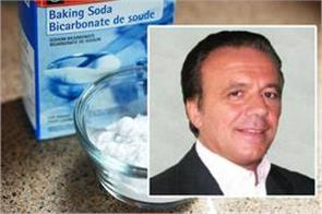 baking soda could cancer cure  dr tullio simoncini