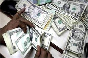 foreign exchange reserves fall by  1 49 billion to 33 weeks at the lower level