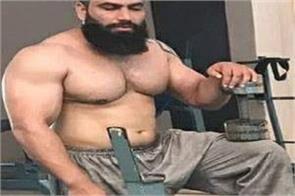 mohali police get big success 290 gym trainer heroin including