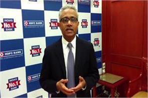 hdfc bank deputy md paresh sukhanthkar resigns