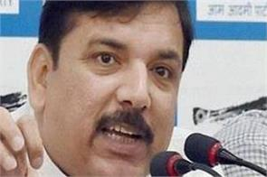sanjay singh says candidate of aap will stand in 100 seats