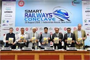6000 railway stations will be wifi enabled in next 6 months goyal