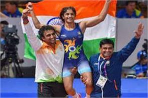 vinesh phogat s mentor is from jammu