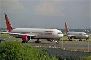 the pilots warned air india do not get the allowance and leave the plane