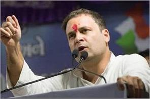 rahul gandhi targets modi s death