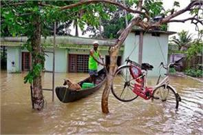 kerala floods number of tourists can be 4 5 less