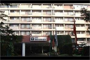 shivalik view high profile gambling case big action on no employee