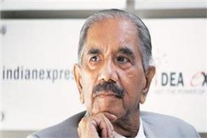 senior congress leader rk dhawan passes away