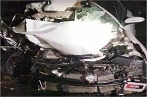 due to the horrific road accident in samarala two youths died