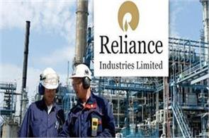 reliance industries surpasses tcs in market capitalization