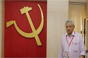 attack on left democratic rights activists yechury
