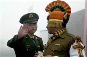 chinese troops had infiltrated 300 meters in eastern ladakh last month sources