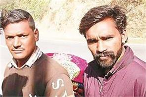 2 young brother die in road accident