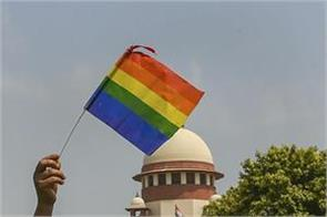google india imposed an iridescent flag on its homepage after sc decision