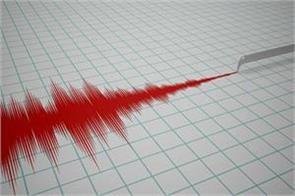 5 0 earthquake tremors felt in indonesia