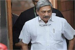 parrikar talked about shah could face cm face in goa